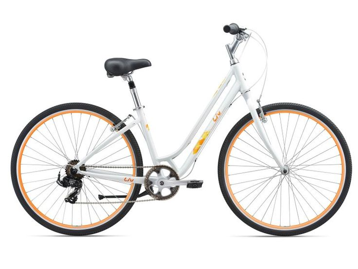 With a functional, yet elegant design and a lightweight aluminum frame that's designed specifically for women, Flourish takes you from the market to the c...