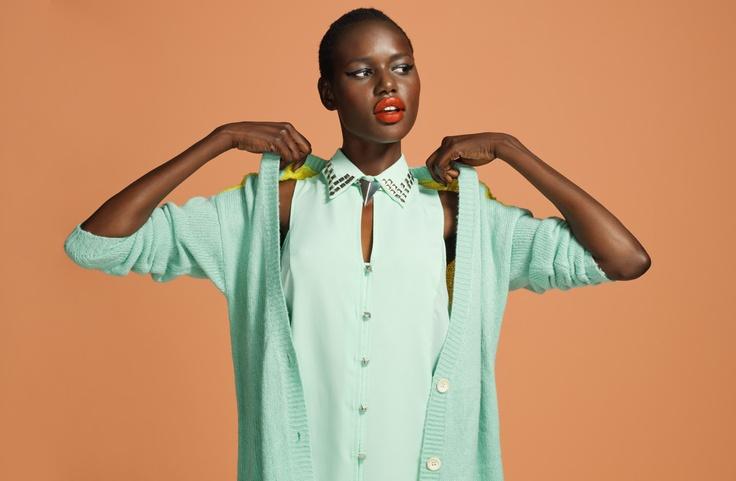 silver streakJuly Lookbook, Mint Green, Silver Streaks, Retro Style, Nasty Gal, Invite Deng, Nastygal, Summer Beautiful, Photography Blog