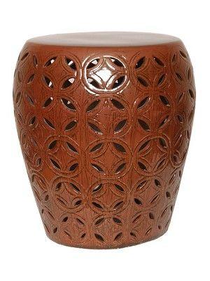 Large Lattice Copper Glaze Ceramic Garden Stool .finegardenproducts.com  sc 1 st  Pinterest & 159 best Ceramic Garden Stools images on Pinterest | Ceramic ... islam-shia.org