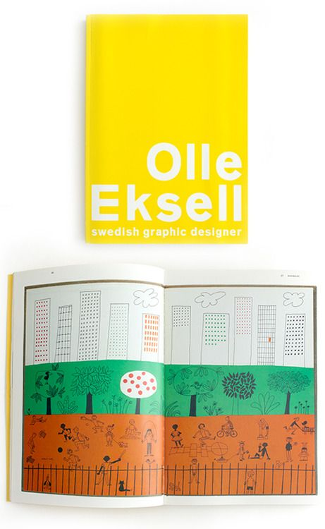 olle eksell cityscapes.