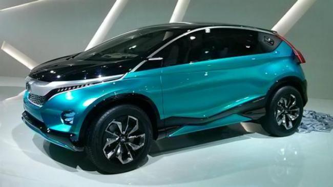 Honda Vision XS-1, Mobil Konsep Terbaru Honda - Vivaoto.com - Majalah Otomotif Online