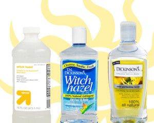 Skin Care Benefits for Witch Hazel - 10 Ten Reasons to use Witch Hazel