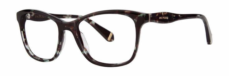 Zac Posen Deeda Eyeglasses | Free Shipping