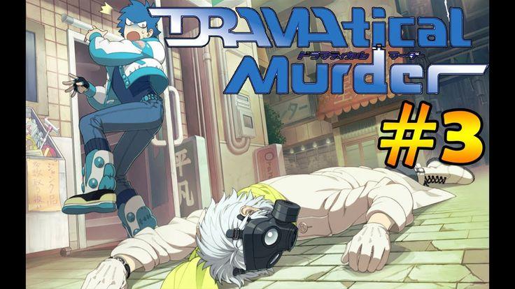 IT´S RAINING MEN!! ... Aleluya??   DRAMAtical Murder #3   Let´s Play en ...