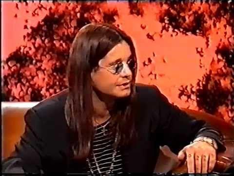 Ozzy Osbourne on Frank Skinner show. HILARIOUS ! FUNNY!