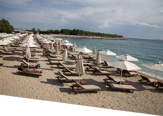 Ακτή του Ήλιου – Costa del Sol #AthensCoast #Alimos #Beach