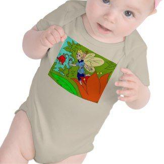 Infant Organic Creeper Fairie
