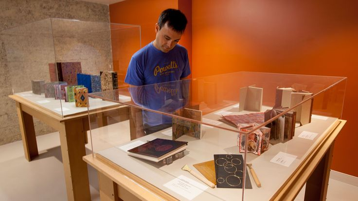 The American Bookbinders Museum, located in the heart of San Francisco's SOMA…