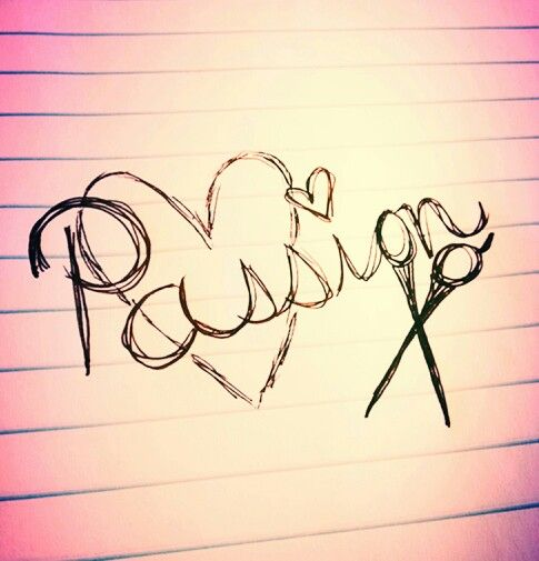 I drew this today... want this to be my first tattoo! #cosmetology #passion