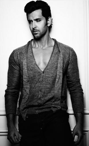 Hrithik Roshan. You gorgeous hunk <3