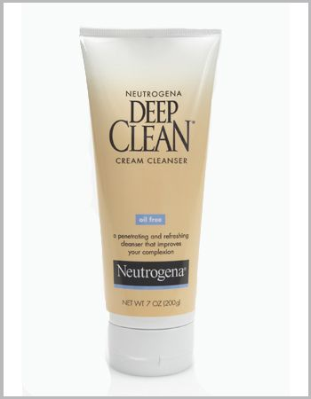 For me, this is the Holy Grail of cleansers. It's great for combination skin; you can actually feel it working in your pores and it gives you a satisfying tingle when you wash it off!