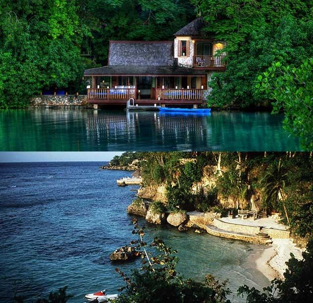 Hotel Goldeneye In Jamaica Travel News Beautiful Places Beautiful World