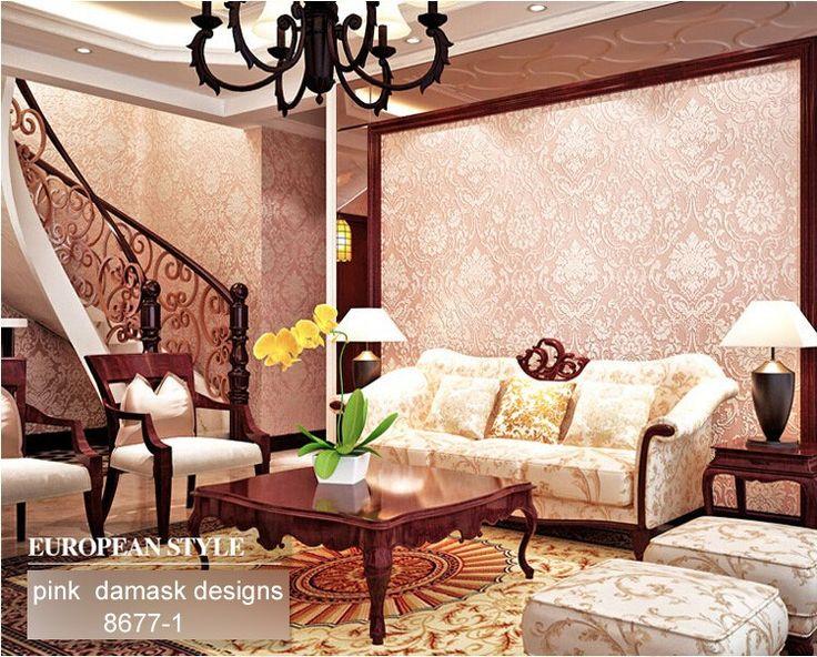 Девушка комната розовый бесплатно анимированные обои для спальни декор стены papel де parede цветочные купить на AliExpress