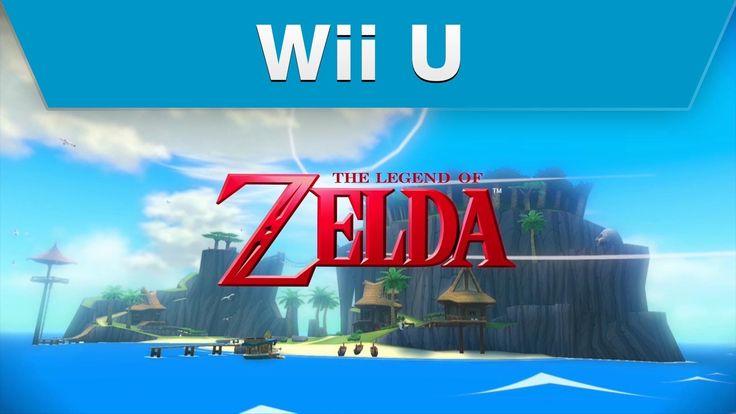 Wii U - The Legend of Zelda: The Wind Waker HD E3 Trailer