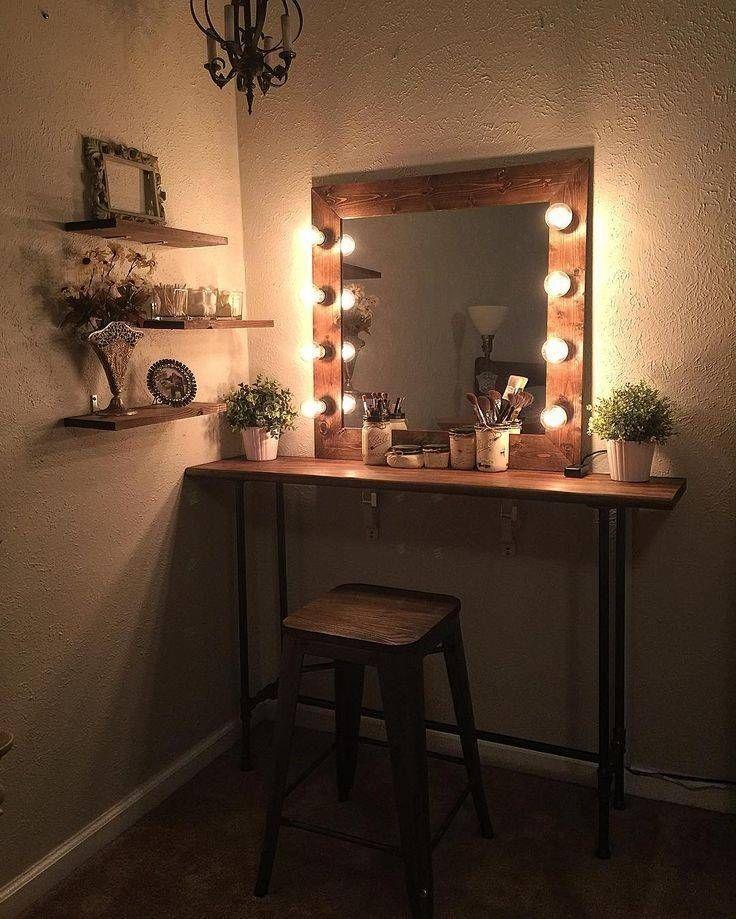 15 beste sammlung von eitelkeit spiegel mit eingebauten. Black Bedroom Furniture Sets. Home Design Ideas
