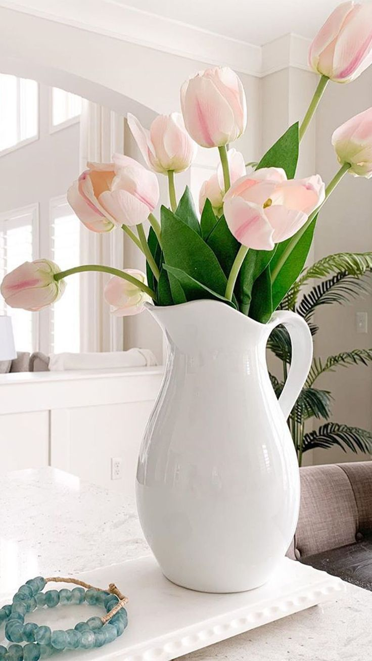 Better homes gardens porcelain pitcher in
