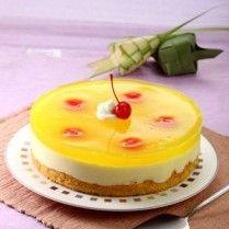 PUDING CAKE NANAS http://www.sajiansedap.com/mobile/detail/15516/puding-cake-nanas