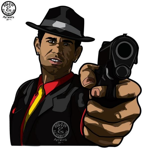 Diego Costa - The Gangster Of Spain !
