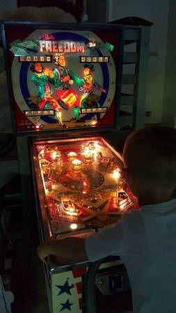 279 best Pinball machines.... images on Pinterest | Arcade games ...