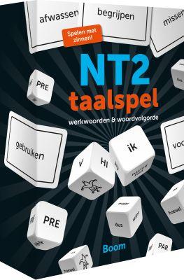 NT2 taalspel : werkwoorden & woordvolgorde