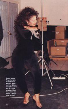 Selena Quintanilla Album Covers