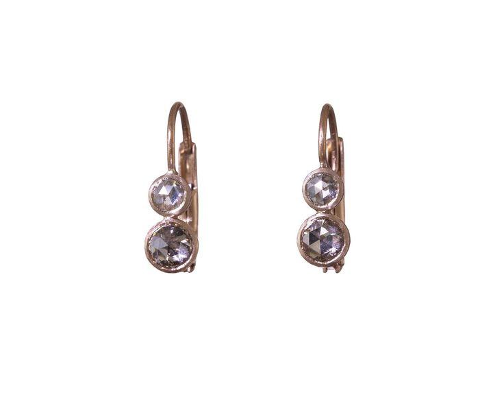 Laura Diamond Earrings