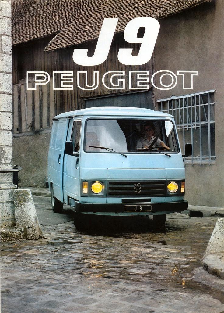 1980 Peugeot J9