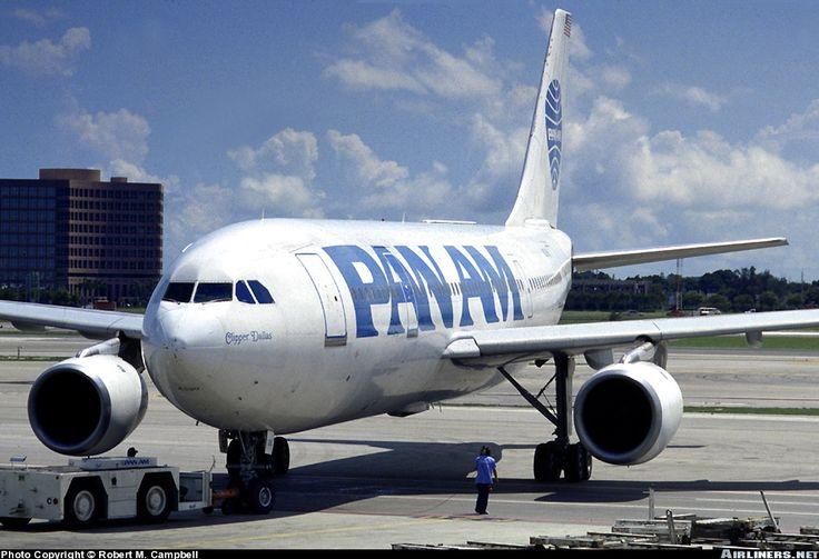 Airbus A300B4203 Pan American World Airways Pan