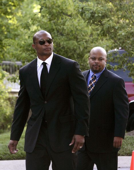 eddie george | Eddie George Eddie George (L), formerly of the Tennessee Titans ...