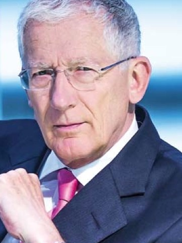 With The Apprentice having landed for its ninth series in the UK, Andy Greeves caught up with Lord Sugar's trusted aide – and Countdown presenter – Nick Hewer.