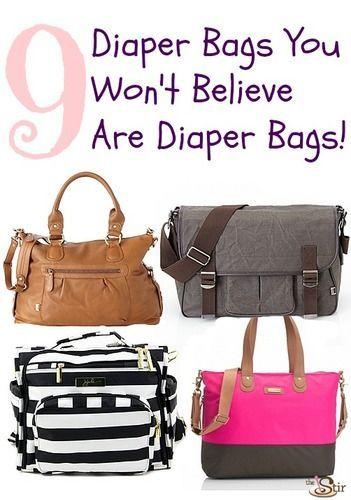 9 Stylish Diaper Bags That Don\u0027t Scream \u0027I\u0027m a Diaper Bag!\u0027 (PHOTOS).  Toddler Diaper BagBaby Diaper BagsNappy BagsDiaper Bags For GirlsMichael  Kors Handbags ...