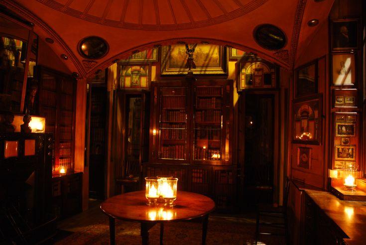 John Soane's Museum by candlelight (London)