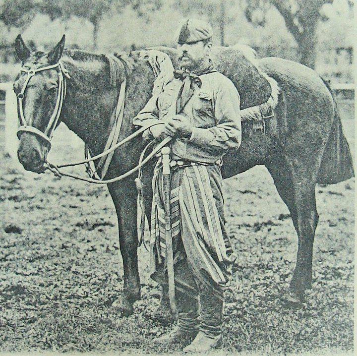 TROPERO BUENOS AIRES 1885
