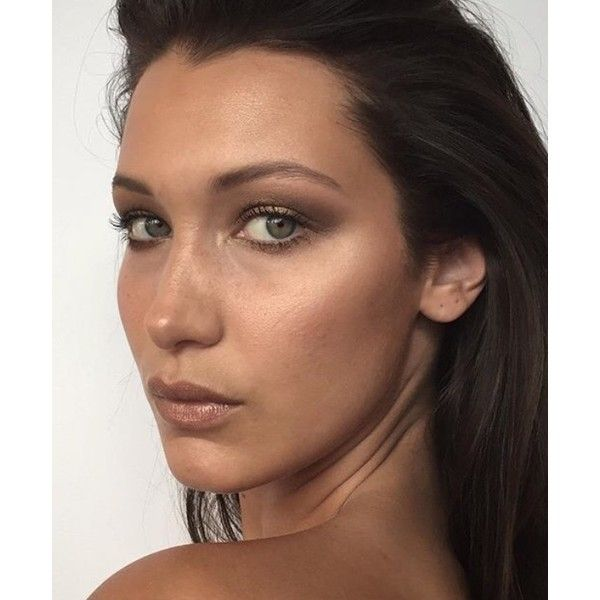 Pin by Arisha a on Makeup | Bella hadid makeup, Bella