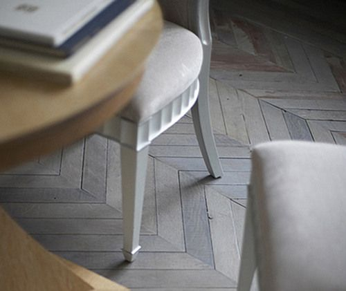 love with reclaimed wood or concrete maybe that could work