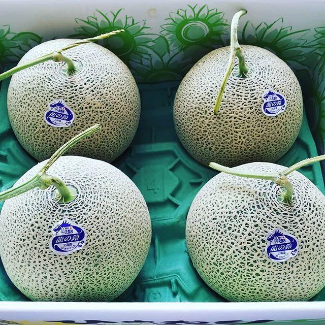 届いて嬉しいお中元 メロン 夏の楽しみ お中元 ギフト プレゼント Gift Present メロン Melon フルーツ Fruit Fruit Packaging Fruit Nutrition