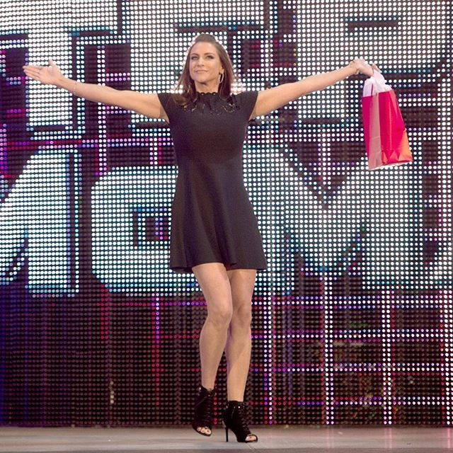 Happy Birthday to the #WWE #RAW Commissioner, @stephaniemcmahon! #WelcomeToTheQueendom