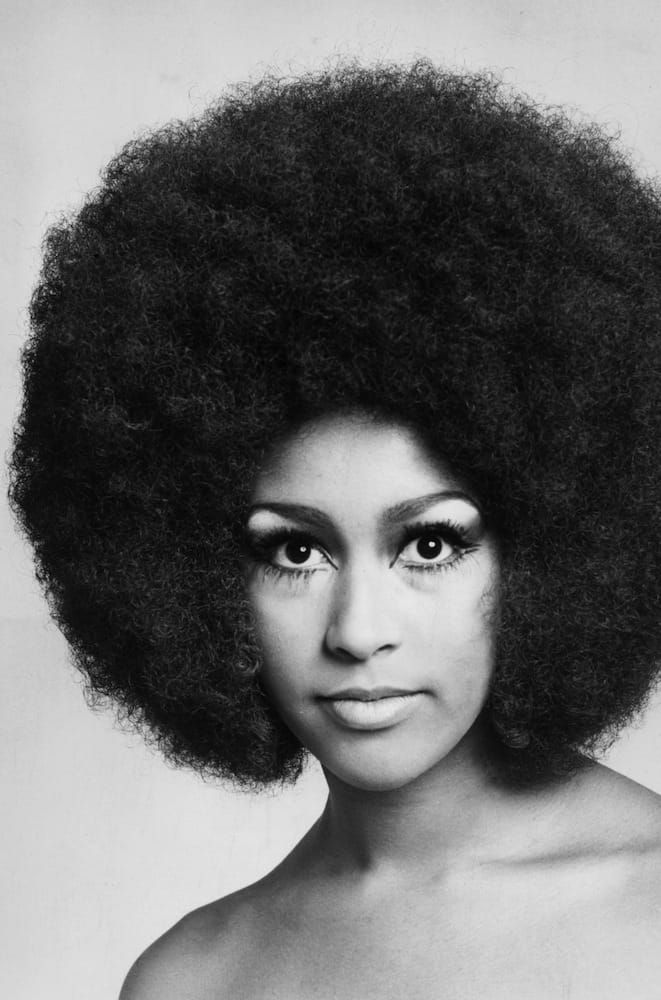60 Iconic Women Who Prove Style Peaked In The 60s Afro Hairstyles 60s Hair 1960s Hair
