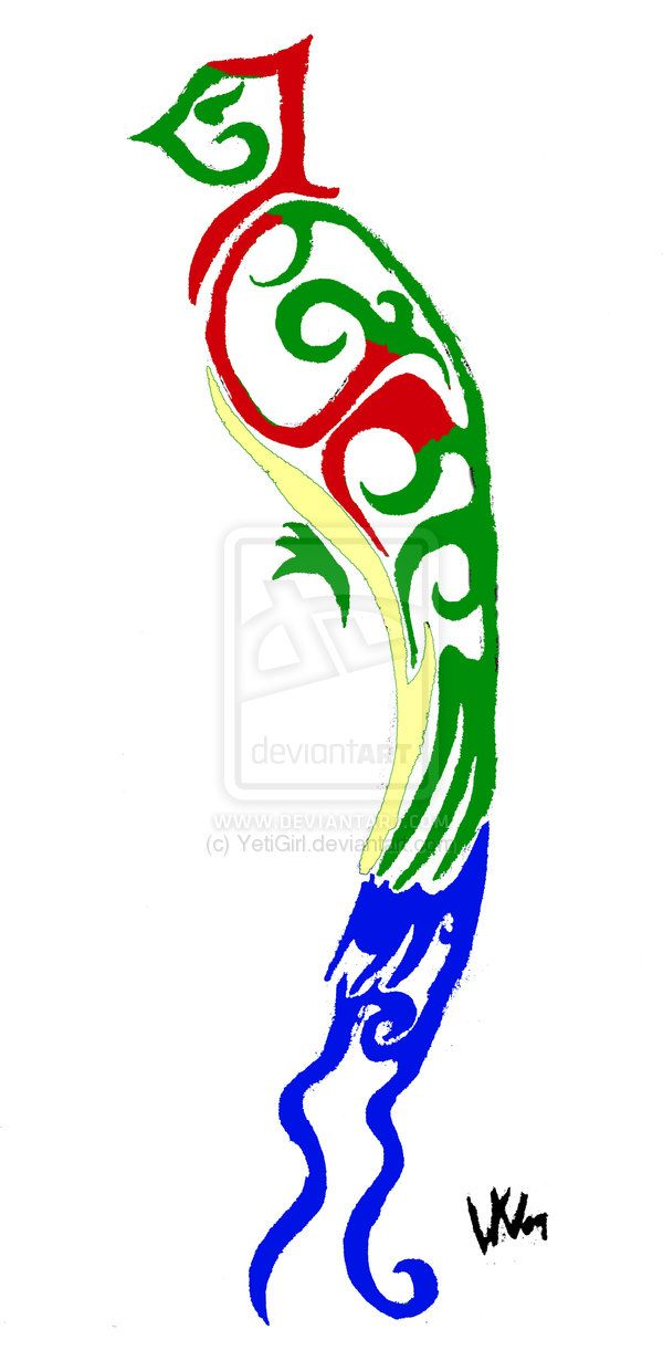 Quetzal Color By YetiGirl On DeviantART