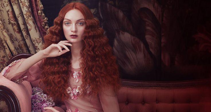 undefined | Renaissance hairstyles, Aveda hair, Brown hair ...