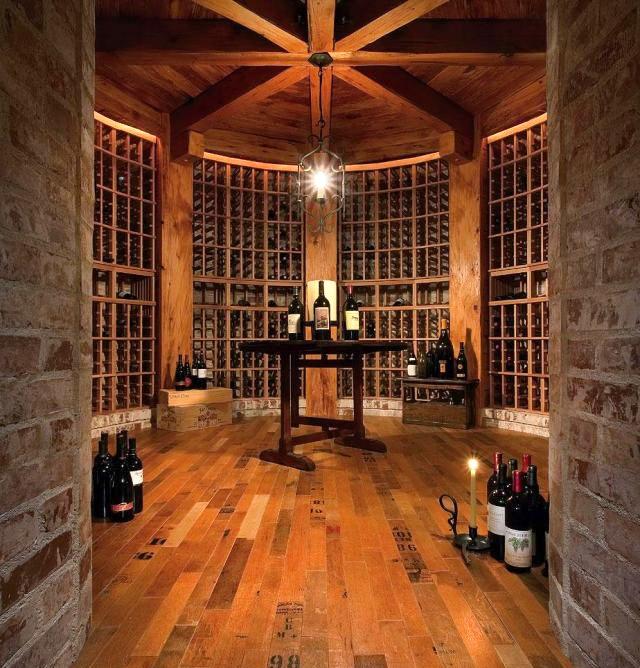 32 Best Reclaimed Wine Barrel Wood Images On Pinterest