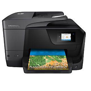 HP OfficeJet Pro 8710 Multifunction Inkjet