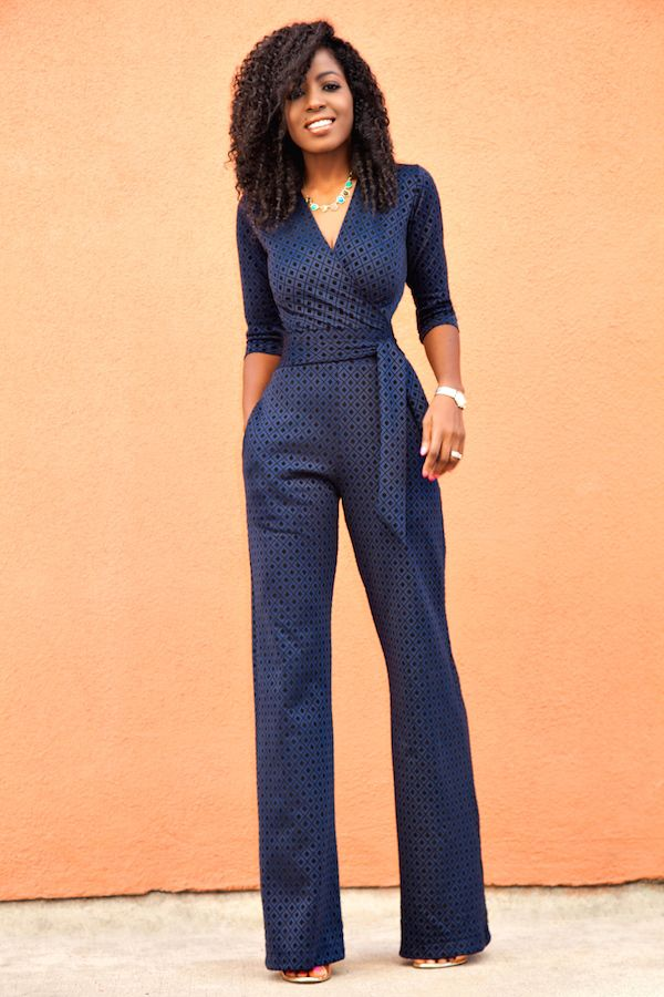 17 Best ideas about Jumpsuit Outfit on Pinterest | Navy jumpsuit ...