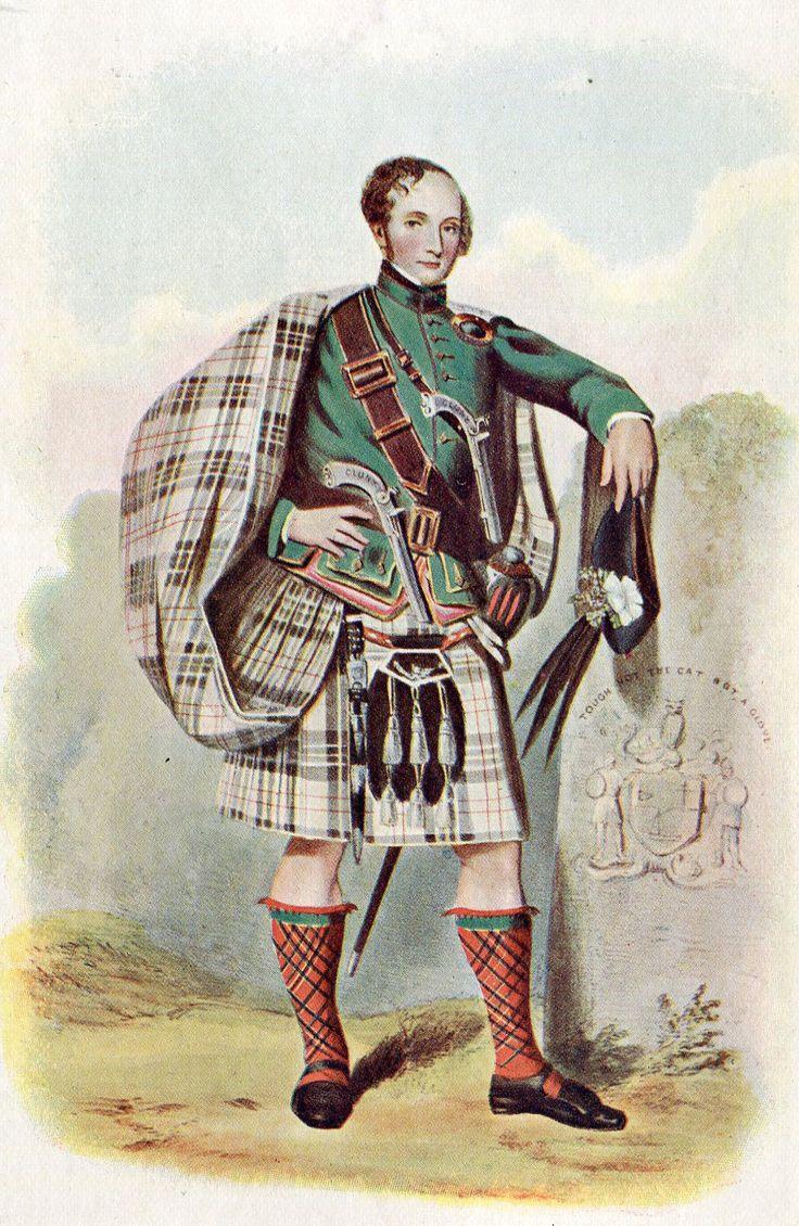 Clan Mac Pherson by R.R. MacIan