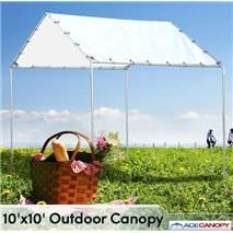 The Outdoor Canopy 10x10 Heavy Duty is easily transported and just the right size for providing  sc 1 st  Pinterest & 13 best Outdoor Canopy images on Pinterest | Canopies Shade ...