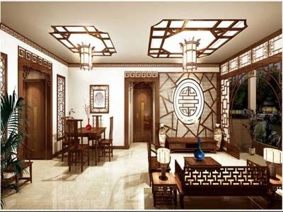 23 best Home-Chinese Living Room images on Pinterest   Chinese ...