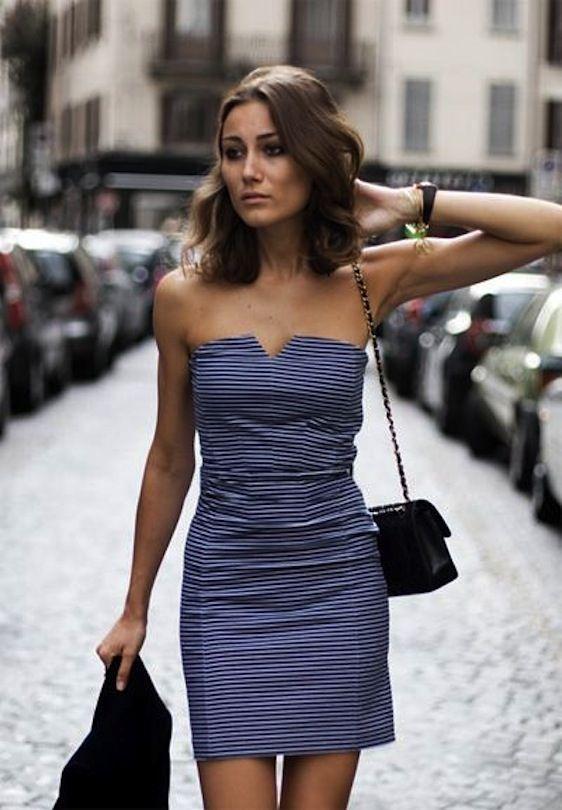 Porter une robe longue pour un mariage