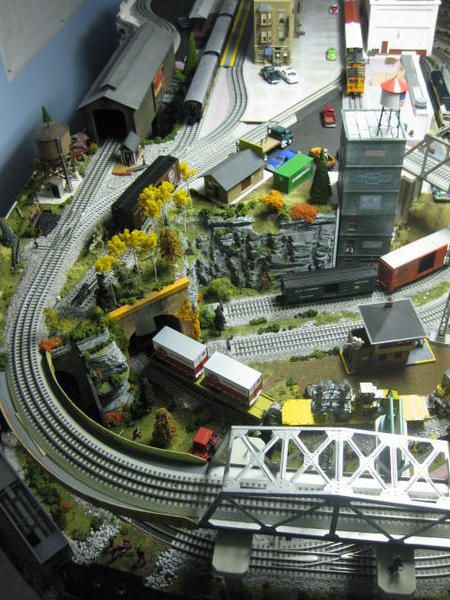 Multi Level Layout Plans O Gauge Model Trains