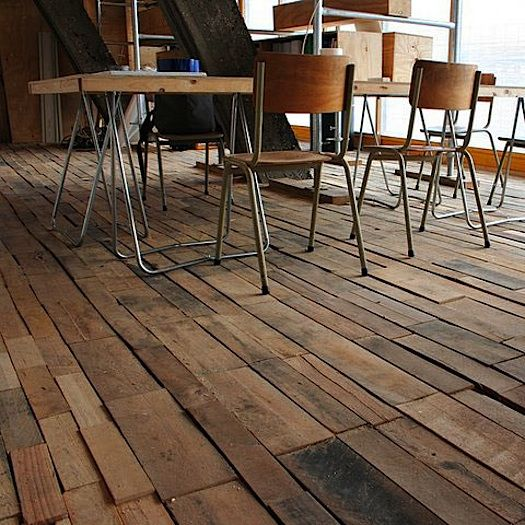 Shipping Pallet Floors D I Y