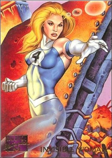 Invisible Woman (95')